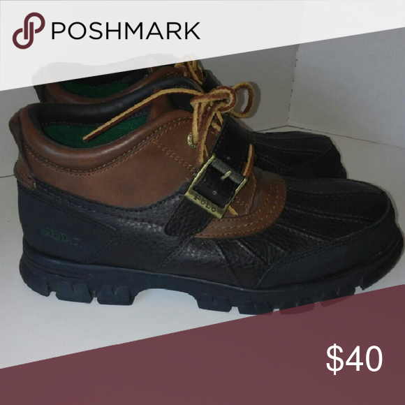 High ankle boots, Boots, Polo ralph lauren