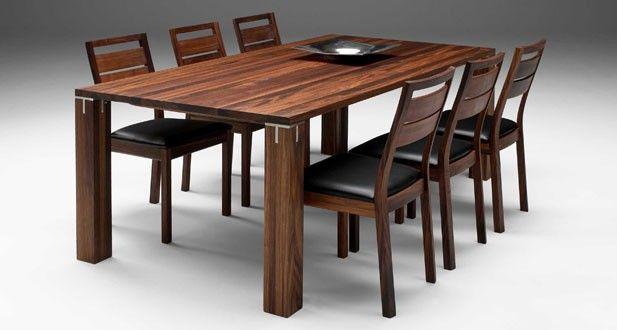 Schöne Ideen für Esstisch mit Stühlen - fresHouse Möbel Pinterest