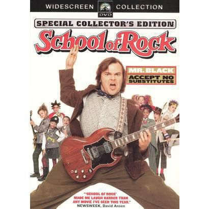 School of Rock. haha!