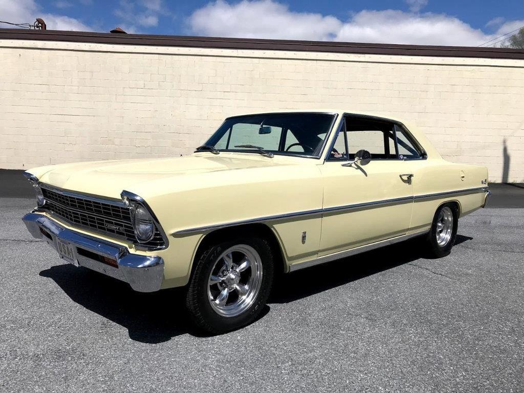 1967 Chevy Ii Nova 39 500 Classics By Teri In Peoria Az Us