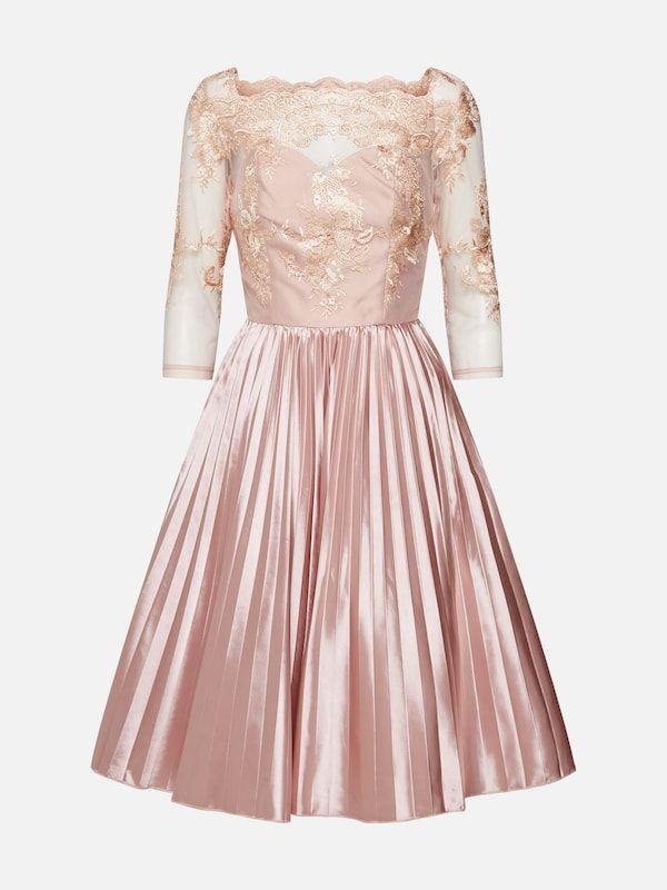 chi chi london kleid in rosé bei about you bestellen