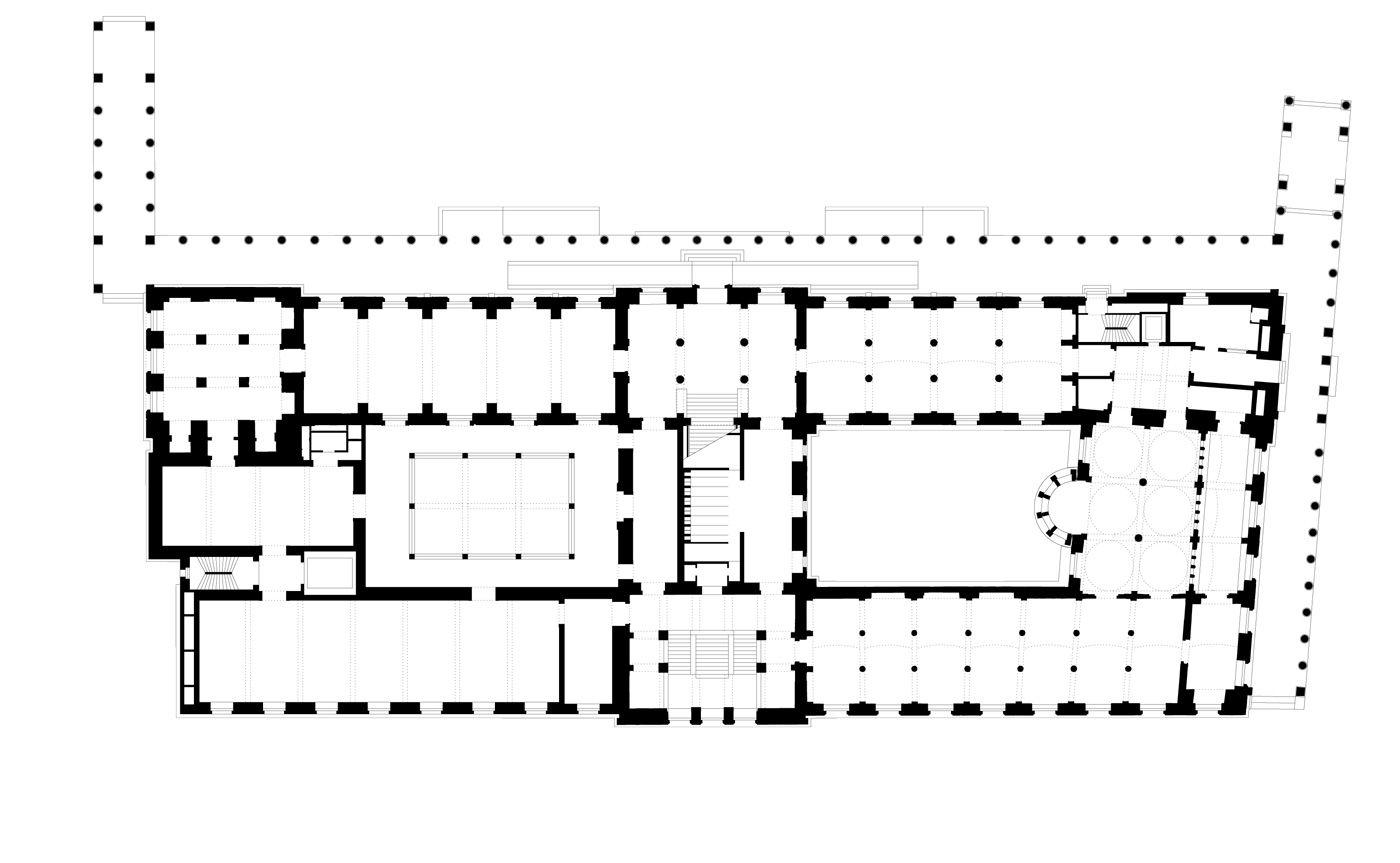 Neues Museum I Restoration I I Floor Plan