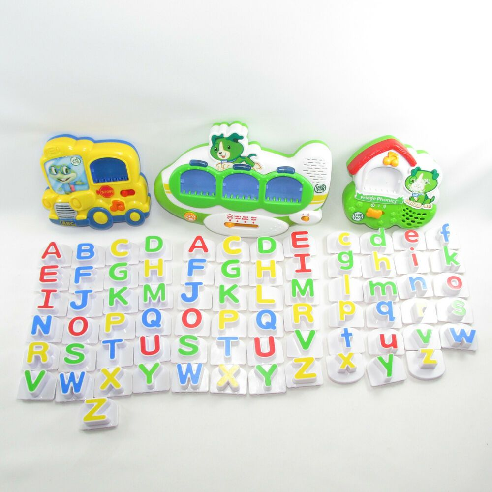 Leapfrog Fridge Phonics Scout