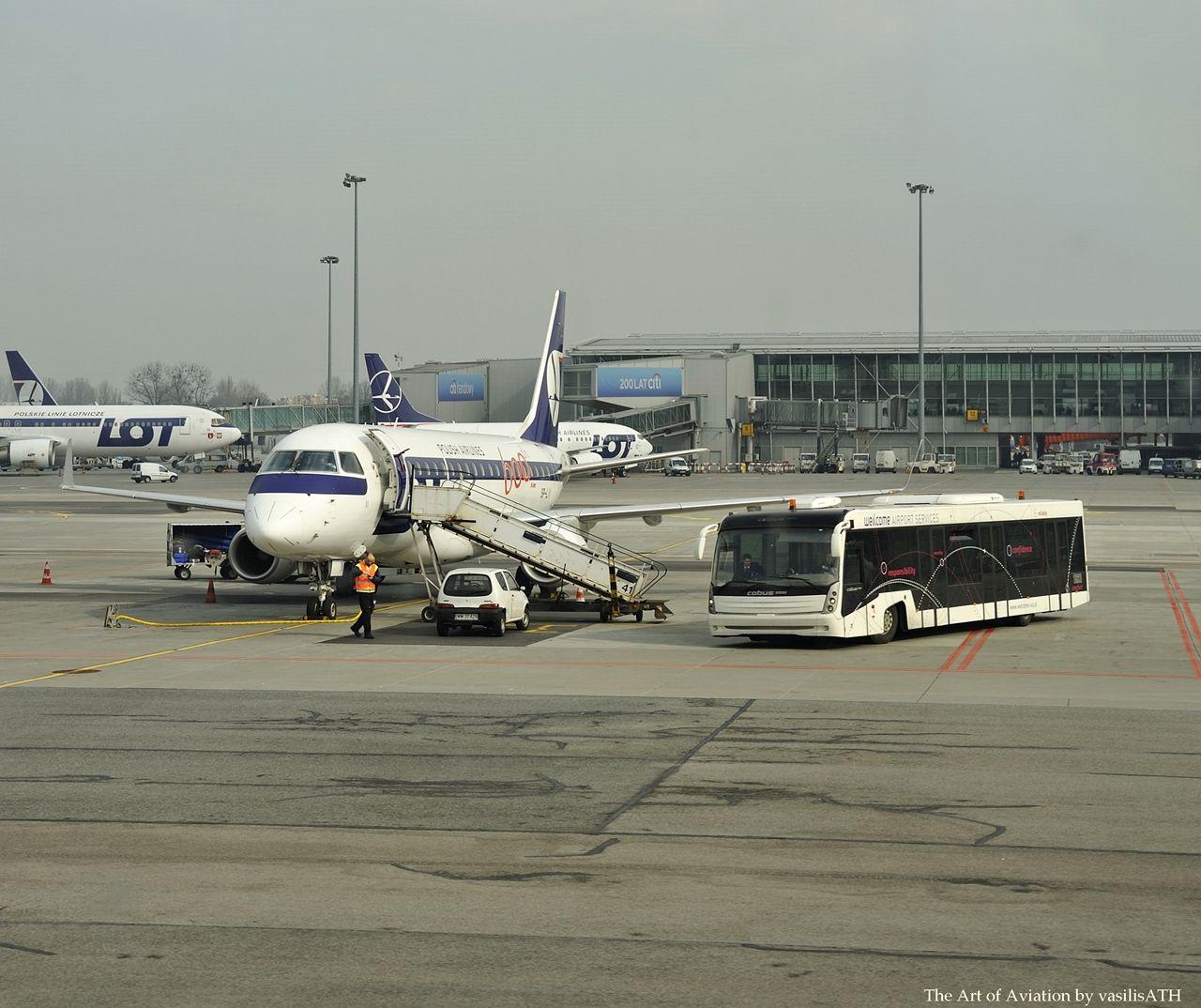Aeroporto Waw : Warsaw chopin airport lotnisko chopina w warszawie iata: waw u2013 icao