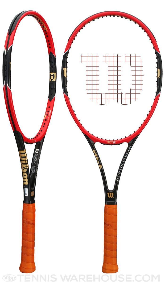 Wilson Pro Staff 97s Racquet Racquets Womens Tennis Fashion Tennis Fashion