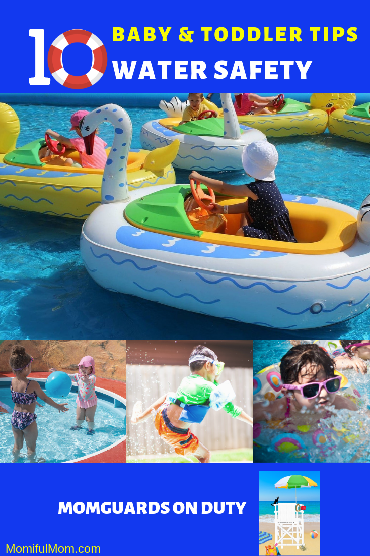 Baby & Toddler Water Safety Tips - MomifulMom - % | Water ...