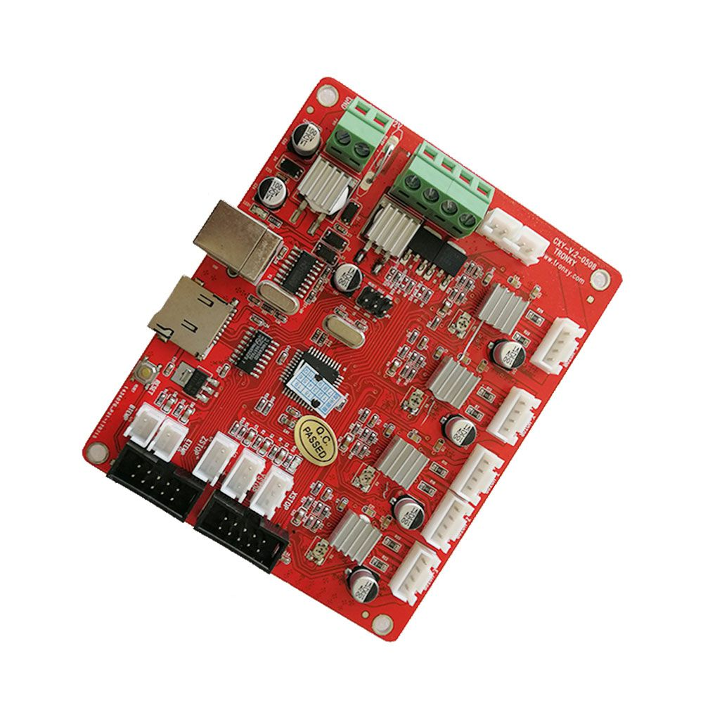 TRONXY X5S 3D Printer mainboard CXY-V 2 Control Switch 3D