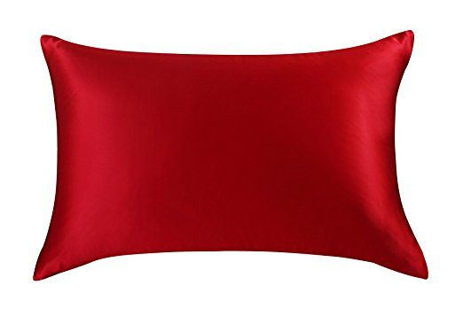Satin Pillowcase For Hair Unique Amazon ESASILK Mulberry Silk Satin Pillowcase For Hair