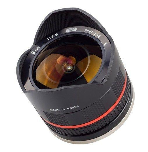 Samyang Creates 8mm F2 8 Fish Eye Lens For Sony Nex And Samsung Nx Digital Photography Review Fish Eye Lens Sony Nex Latest Digital Camera