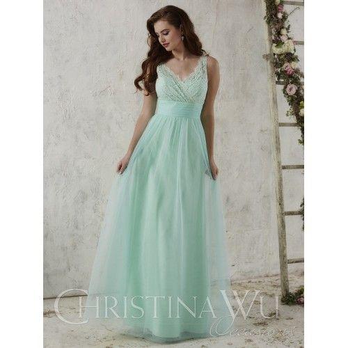 Christina Wu Bridesmaid Dress 22710