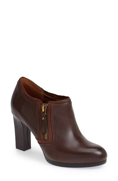 d450c35e9612b Naturalizer 'Annabelle' Leather Bootie (Women) available at #Nordstrom