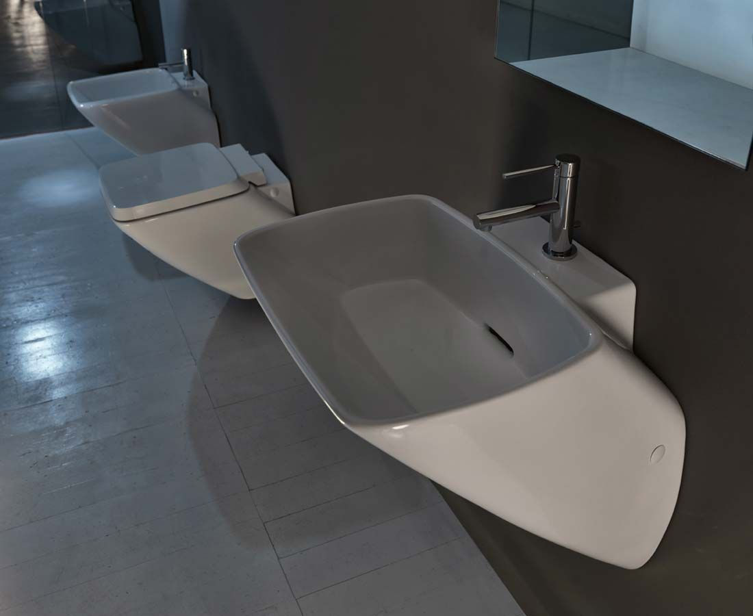 Axaone s r l produzione sanitari in ceramica per il for Arredo bagno produzione
