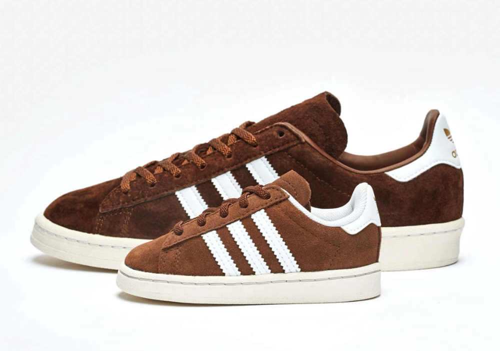 Sns Adidas Campus 80s Homemade Pack Collab Sneakernews Com Adidas Campus Adidas Campus 80s Adidas Campus Shoes