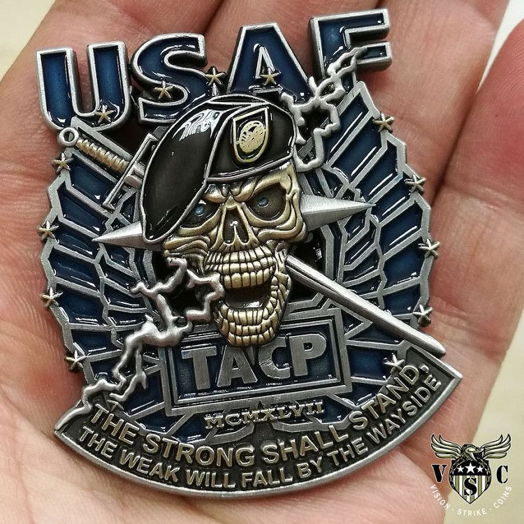 US Air Force US Air Force TACP Tactical Air Control Party