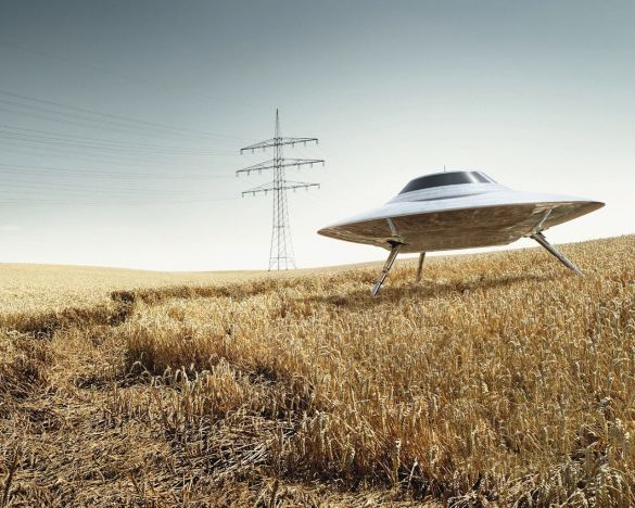 Photo of Astronaut Gordon Cooper: I witnessed a UFO Landing in 1957