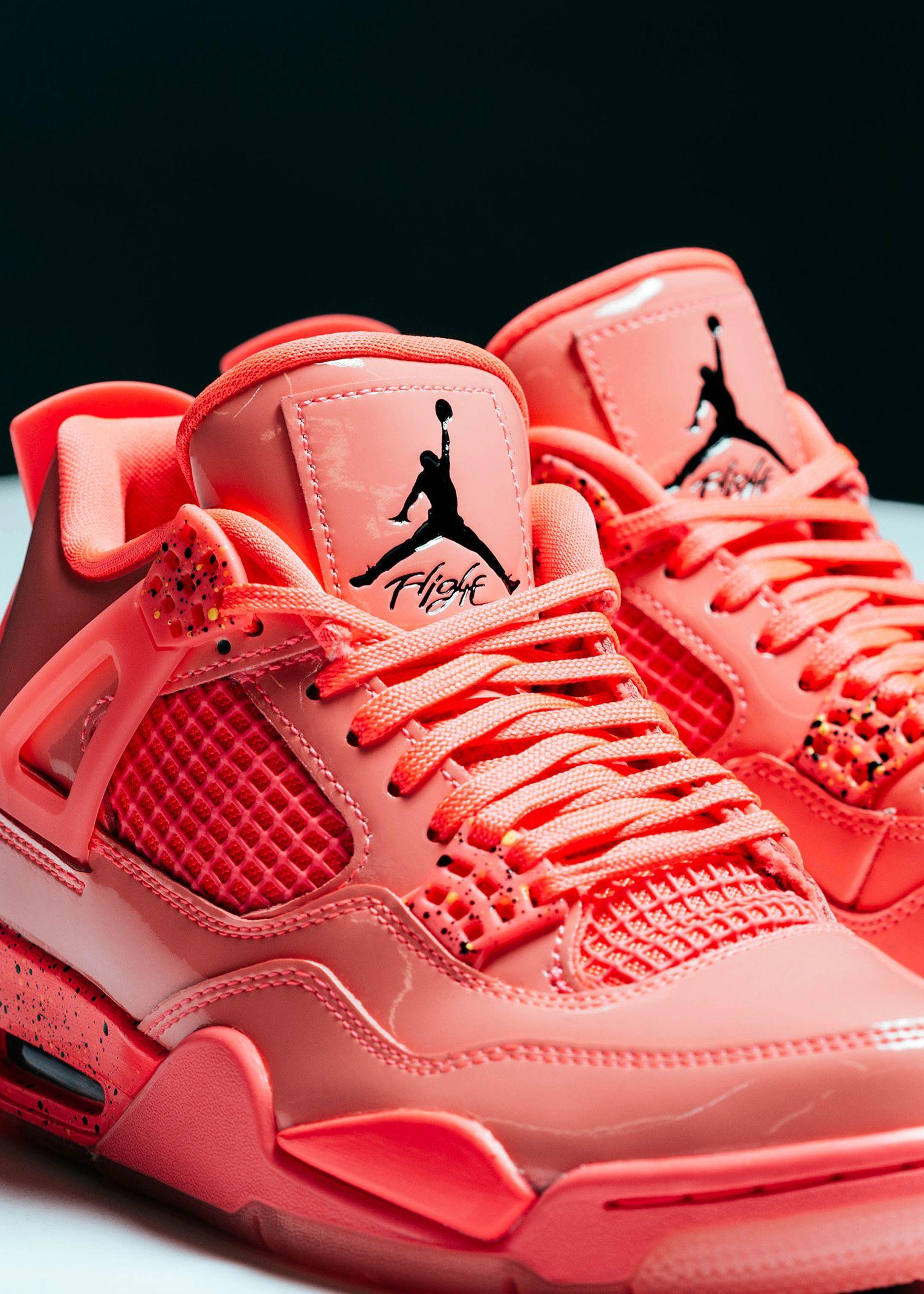 best wholesaler 1a0ac 41c01 Air Jordan Retro 4 Womens NRG