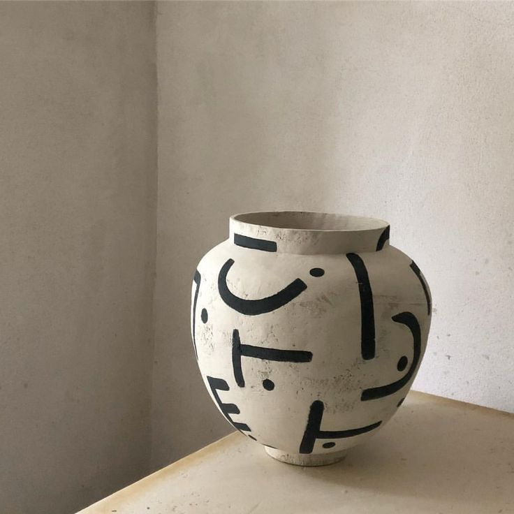 Ceramics : This vessel is very dear to me. Not because of the pattern but because I've us... - Dear Art | Leading Art & Culture Magazine & Database