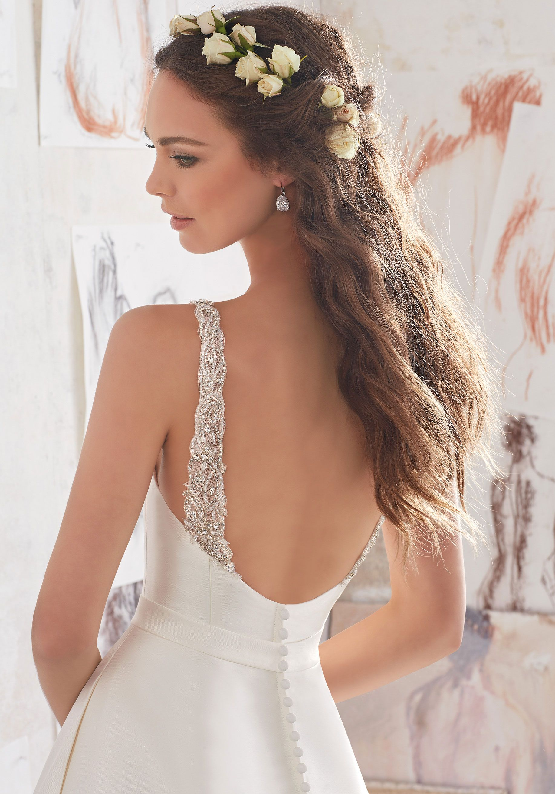 Designer wedding dresses and bridal gowns by morilee simple yet