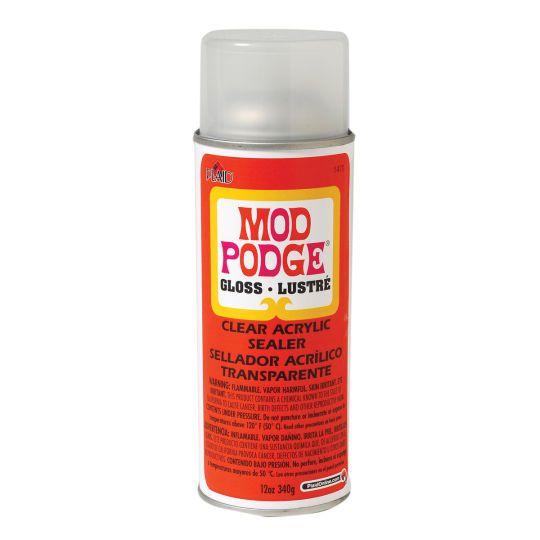 Mod Podge Clear Acrylic Sealer Gloss Mod Podge Matte Mod Podge Mod Podge Gloss