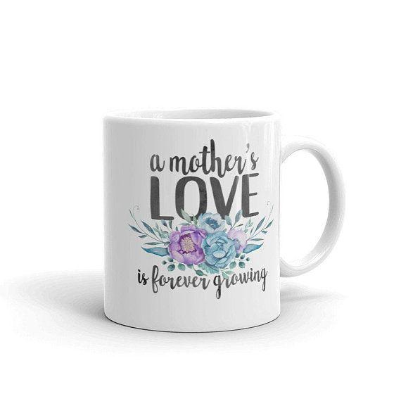 Mom Mug #giftformom #mothersday #coffeemug | Mom birthday ...