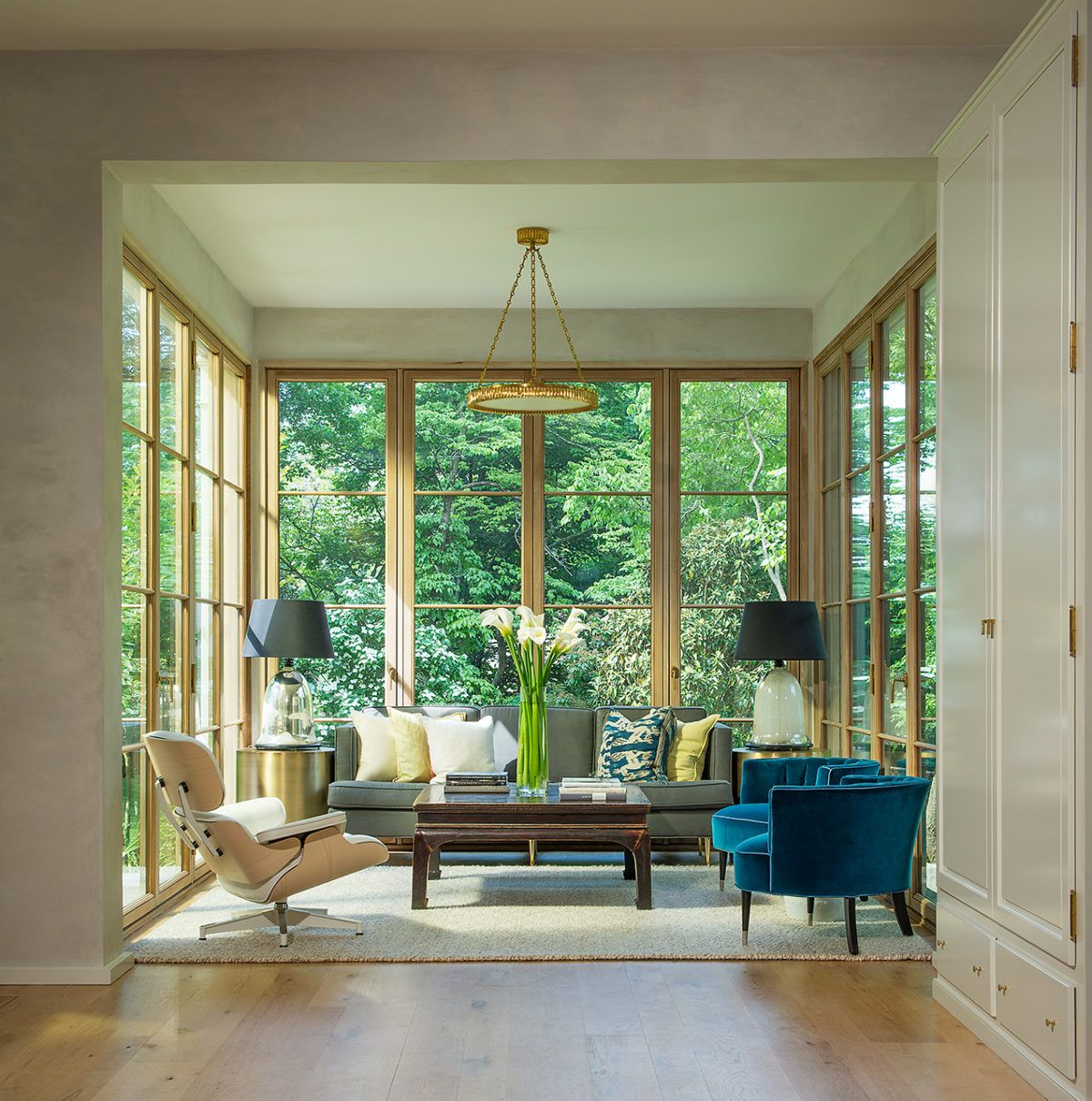 window walls ally banks interiors d c metro area interior