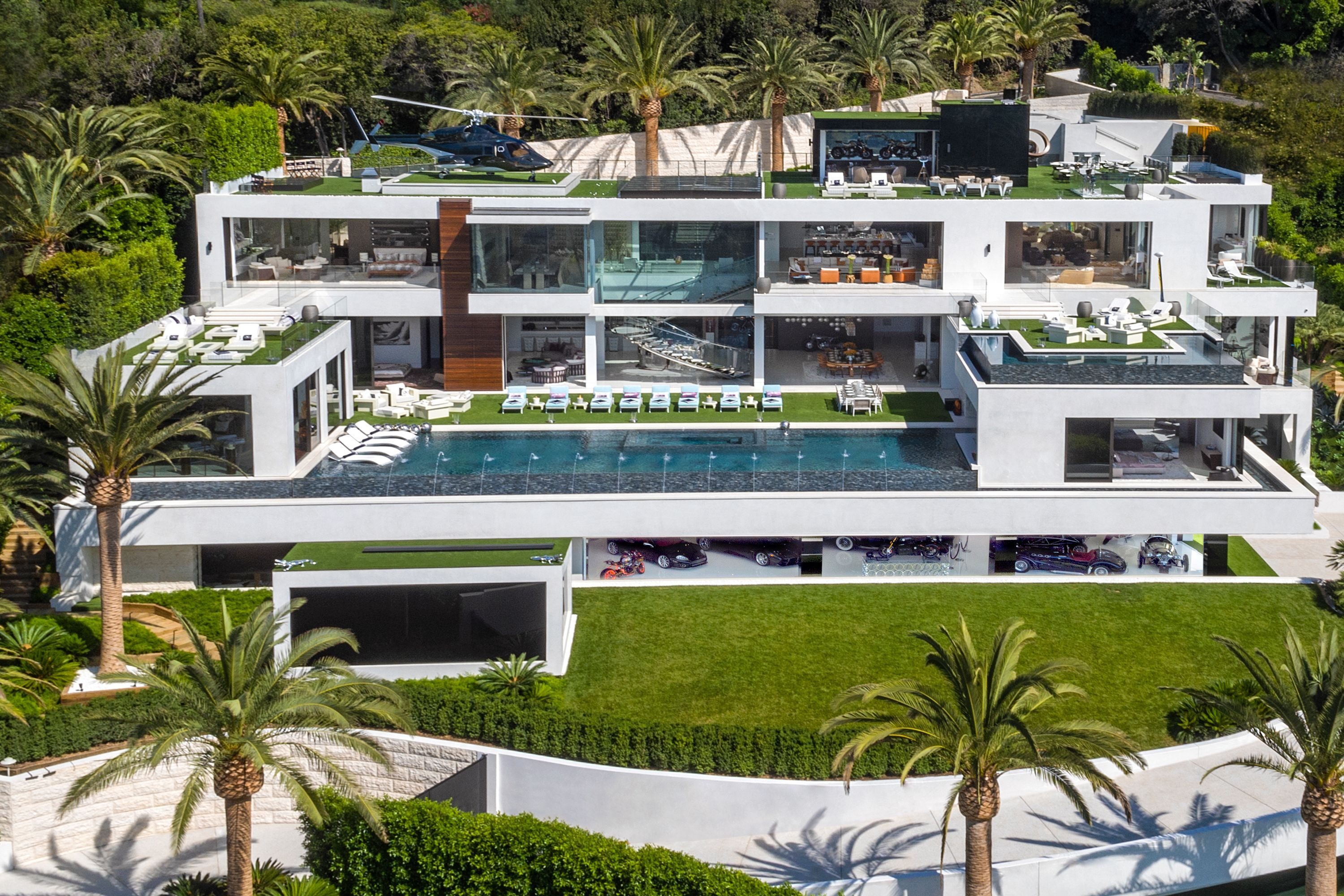 This is the most expensive house in america expensive for Most expensive house in la