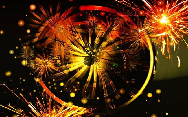 Happy New Year Images Animation Animated Wallpaper Hd