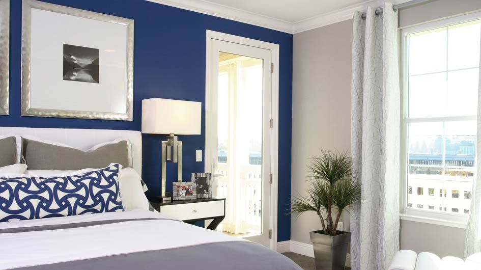 Accent Walls Are Trendy In 2014 Accenting A Wall With A Bright