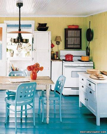 This pic from the (now defunct) Blueprint magazine inspired us to - new blueprint interior design magazine