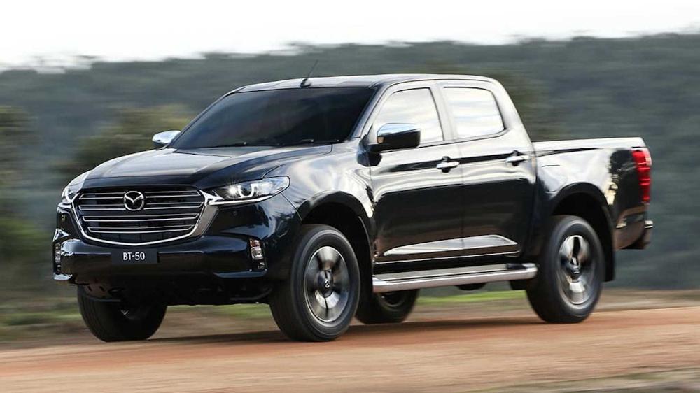 2021 Mazda Bt 50 Debuts Sultry Kodo Design Atop Isuzu Engine Platform In 2020 Mazda Used Pickup Trucks New Trucks