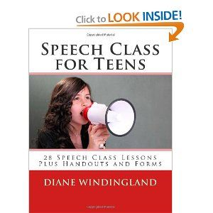 speech class for teens speech class lessons plus handouts and  public speaking