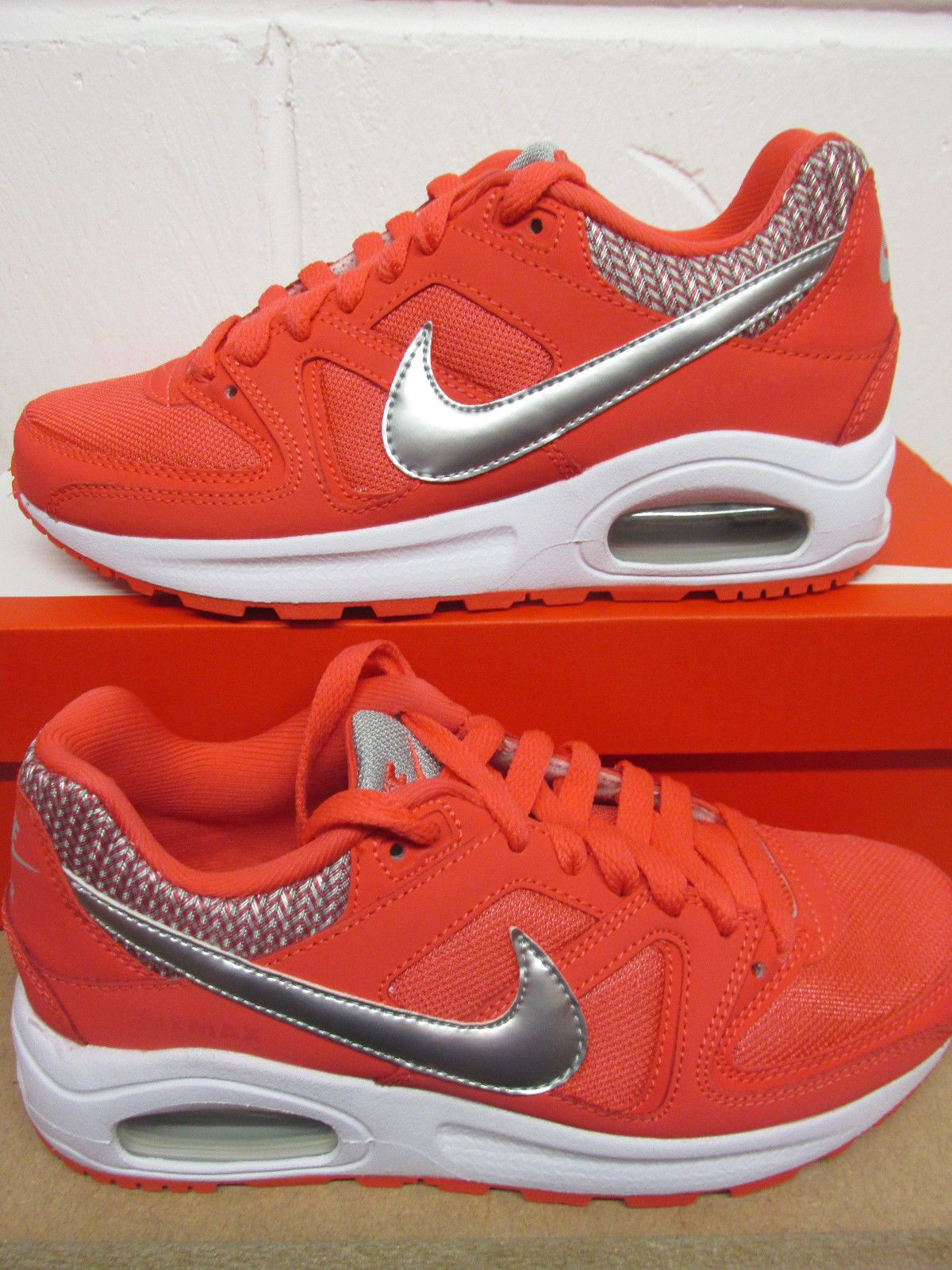 2f363c99 Nike Air Max Command Flex (GS) Running Trainers 844349 801 Sneakers ...