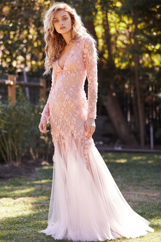 Vistoso Vestido De Novia Igigi Ornamento - Colección de Vestidos de ...