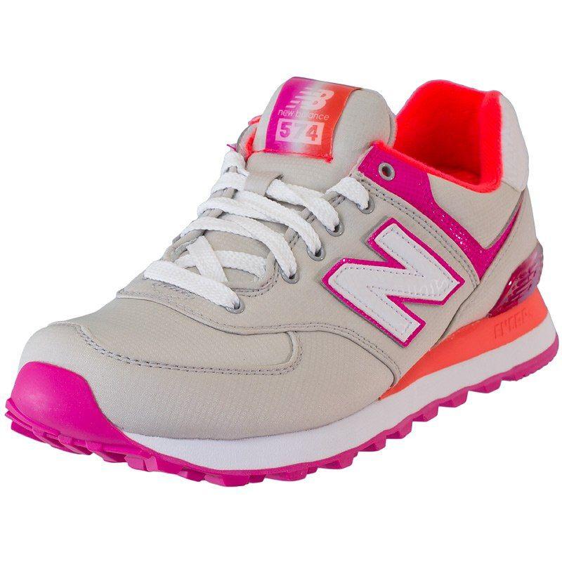 new balance 574 wl rosa