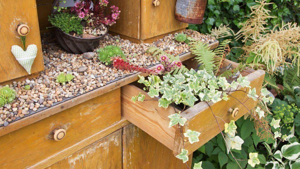 Gartenideen einfach haloring for Atemberaubende gartenideen