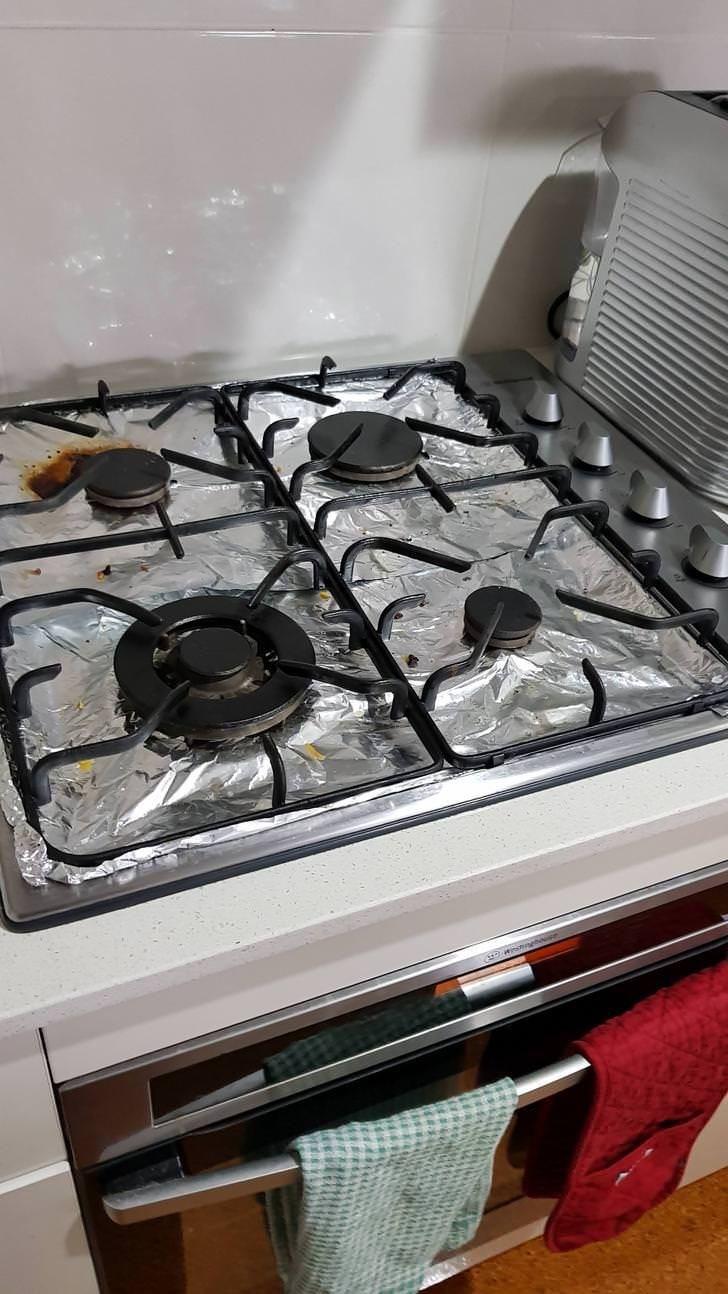 How to embed a gas stove in the countertop: step by step instructions 24