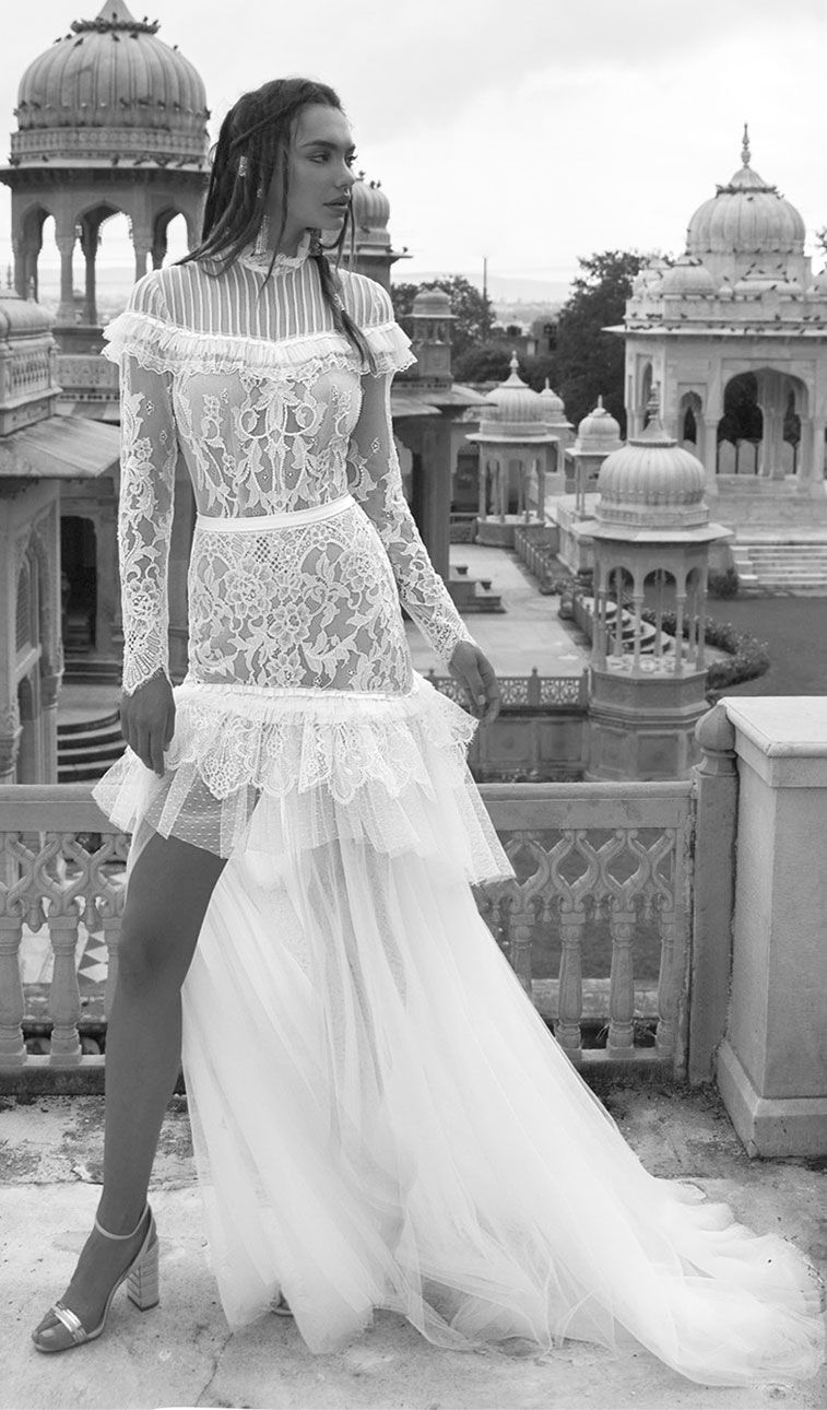 "Lior Charchy Wedding Dresses 2018 ""India 2018"" Bridal Collection"