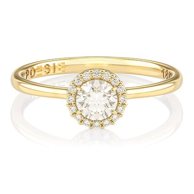 Dicas para escolher o anel de noivado de acordo com o estilo dela - Poésie ad47efb3da