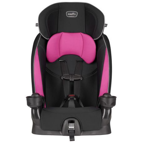 Evenflo Chase Lx Harnessed Booster Car Seat Jayden Black