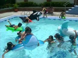 Resultado de imagen para decoracion pool party