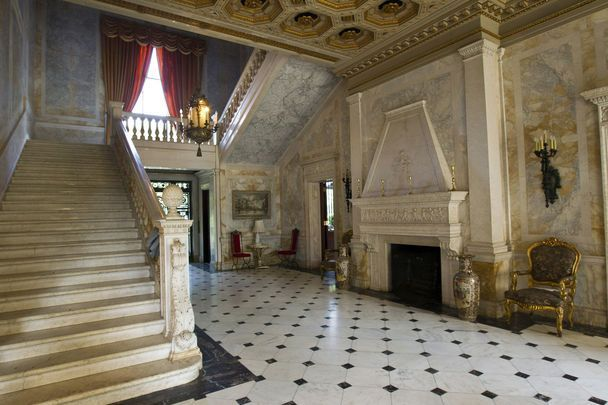 Glen Cove Mansion Interior Winfield Hall F W Woolworth In N Y