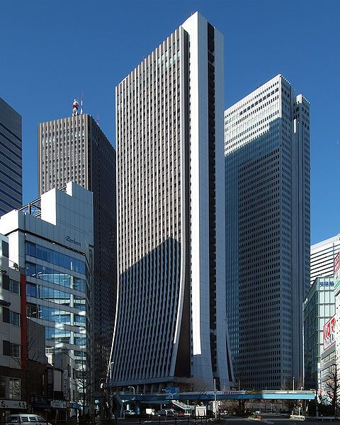The Sompo Japan Head Office Building Is The Corporate Headquarters