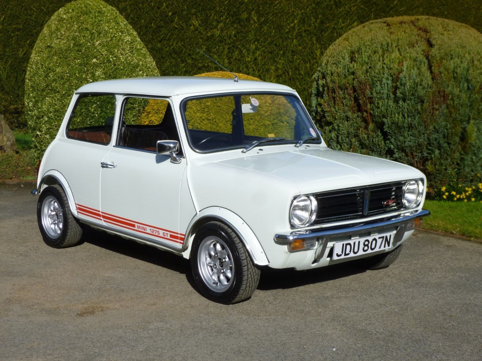 Classic Mini Clubman 1275 Gt With Leyland Special Tuning Conversion