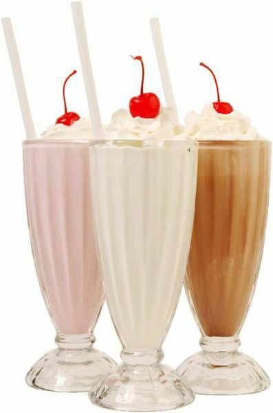 Vanilla Or Chocolate Malted Milkshake How Does She Do It