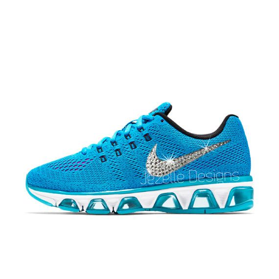 Swarovski Nike Air Max Tailwind 8 by JezelleDesigns.etsy.com   jezelle.com e30886b8d