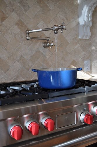 Pasta Pot Filler Faucet - must have when the kitchen gets redone ...