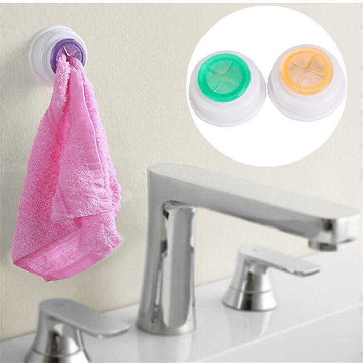 1 STÜCKE Waschlappen Clip Halter Clip Dishclout Lagerregal Handtuch Clips Haken  Bad Aufbewahrungsbox Hand Handtuchhalter Kostenloser