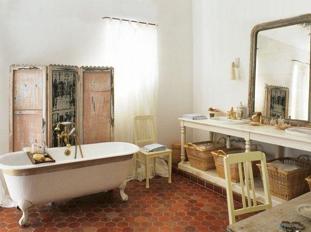 1000 images about baos vintage on pinterest - Salle De Bain Vintage Design