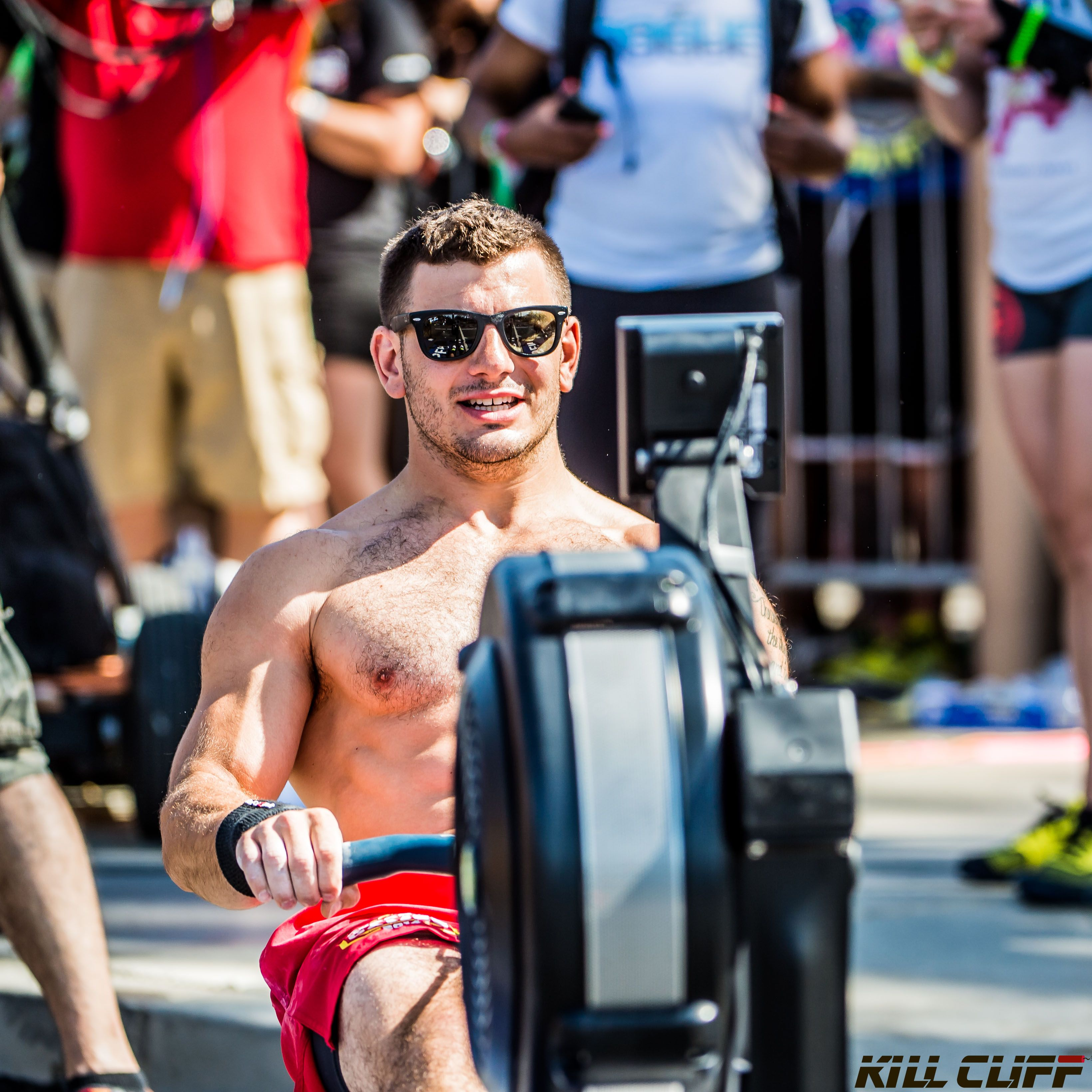 Tbt To Rookie And Killcliff Athlete Mat Fraser Taking 2nd At The Crossfit Games This Year Crossfit Men Crossfit Inspiration Crossfit Workouts