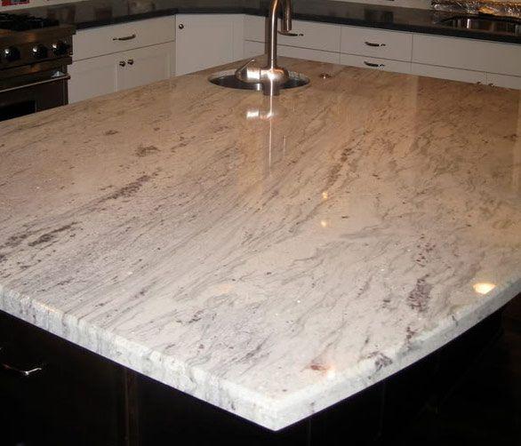 Bianco Romano Granite Countertops Color